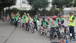 apprentissage du vélo 2